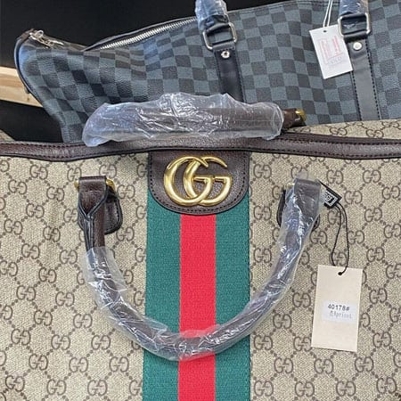 HSI Dallas seizes $1.3M in counterfeit goods at the World's Largest Flea Market