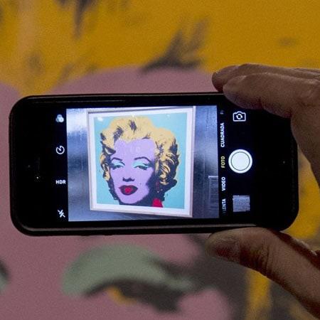 Marilyn Monroe, Dead 59 Years, Is a Counterfeiter's Best Friend