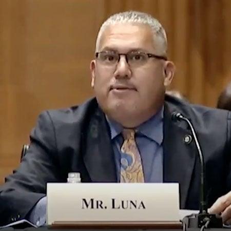 USA-IT Partner & ICAIE Executive Director Testifies Before Congress