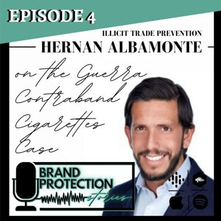 Hernan Albamonte On Guerra Contraband Cigarette Case