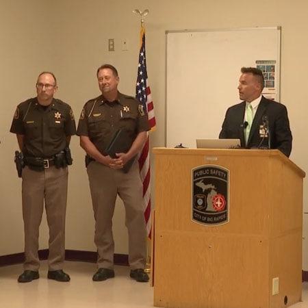 Sheriffs across Michigan team up to fight human trafficking