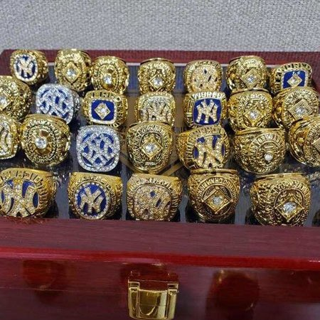 86 Counterfeit Championship Rings Seized by Chicago CBP