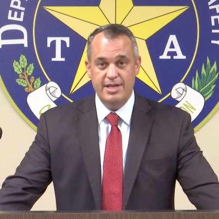 40 Charged In Texas Meth And Gun Trafficking Operation